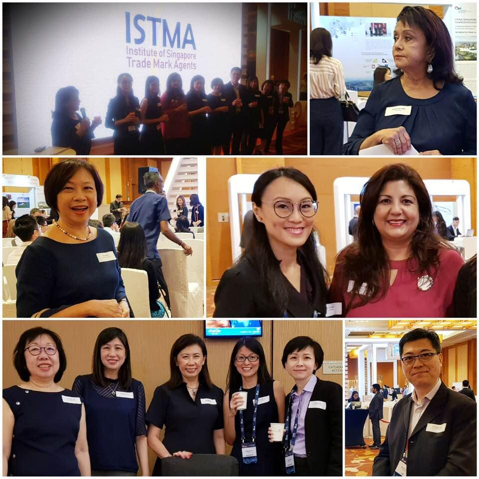 """The Institute of Singapore Trade Mark Agents (""""ISTMA"""")"""